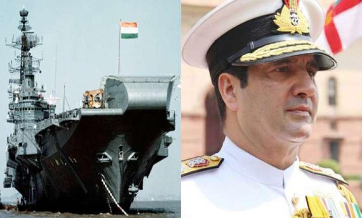 meet india s new navy chief robin k dhowan