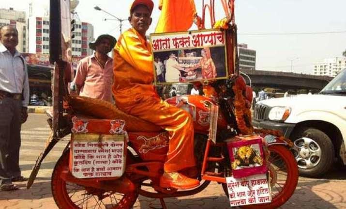 meet bal thackeray s biggest fan who has named his kids