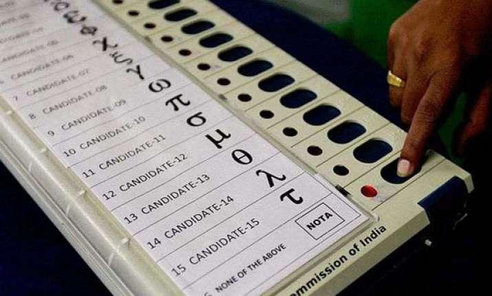 meghalaya has the highest percentage of voters pushing nota