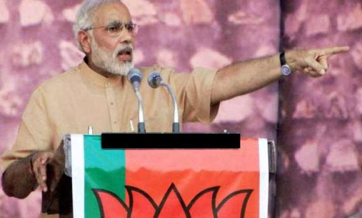 mend your ways bjp to pak after attack on modi