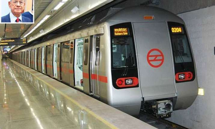 metro to cover whole of delhi by 2021 no fare hike says