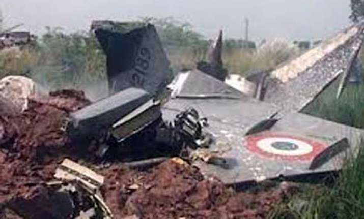 mig 21 crashes near mirhama in south kashmir pilot dead