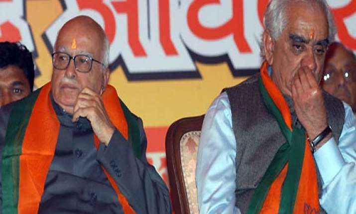 mid term polls likely advani is bjp choice for pm jaswant