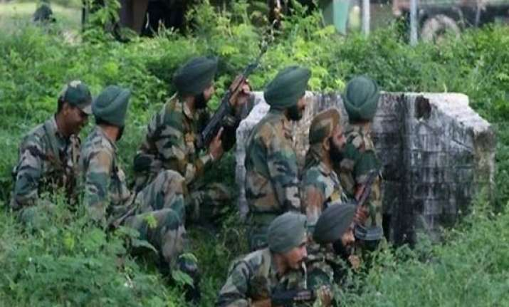 militant killed in gunbattle with security forces in shopian