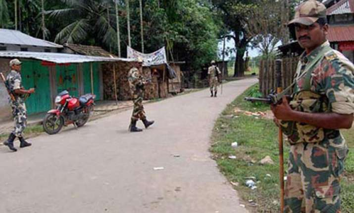 militant leader killed in factional fight in manipur