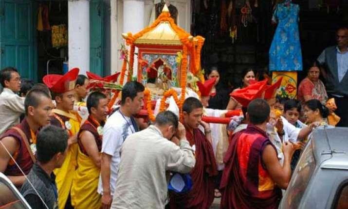 millions celebrate buddha jayanti in northeast