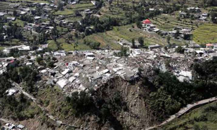 mild tremor shakes parts of jammu and kashmir