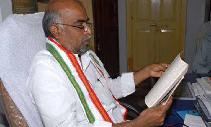 minister finds fault with ap cm s remarks against