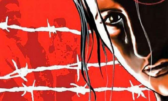 minor girl abducted and raped