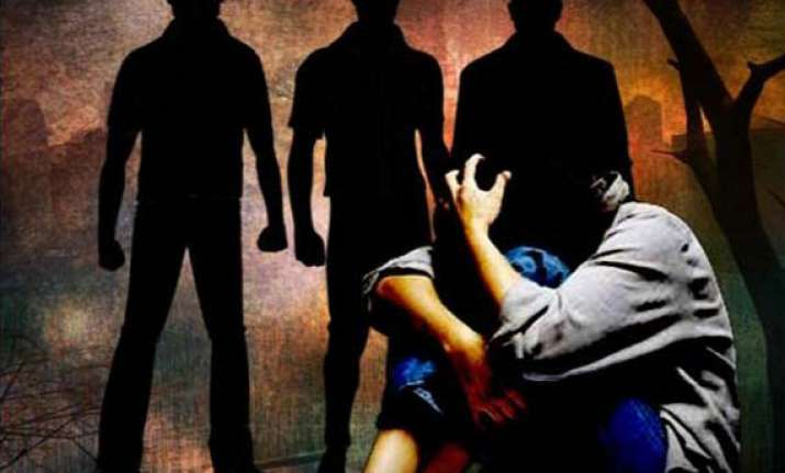 minor girl gangraped in haryana