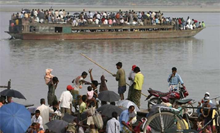 miraculous escape for 110 ferry passengers