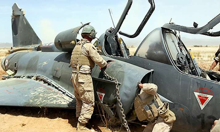 mirage 2000 crashes in rajasthan second mishap in 11 days