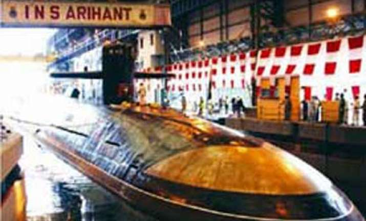 mishap at under construction nuclear submarine won t affect