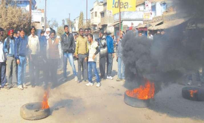 mixed response to jharkhand bandh