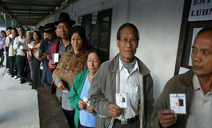 mizoram polls advanced to nov 25 counting on dec 9