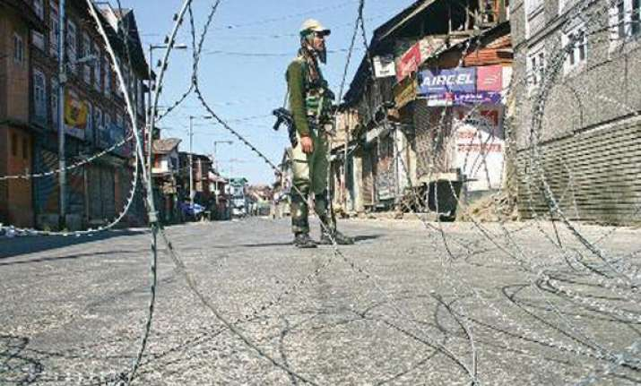 mobile phone services suspended in kashmir shutdown in