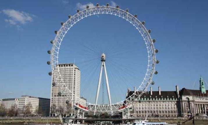 modelled on the london eye kolkata eye to come up soon