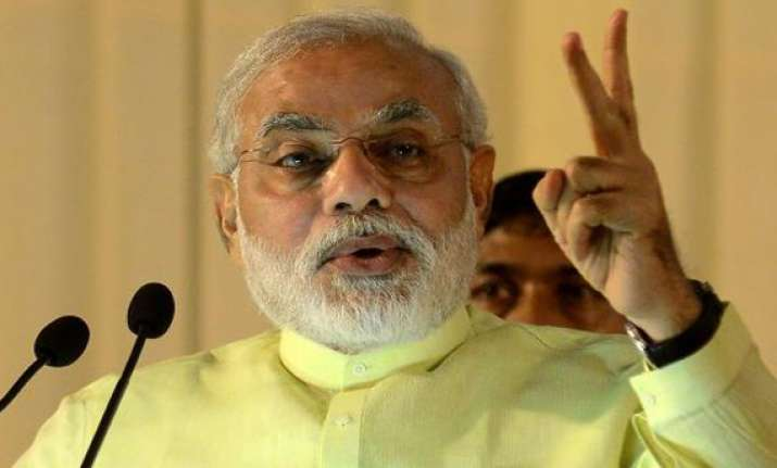 modi appeals for calm says patna blasts unfortunate