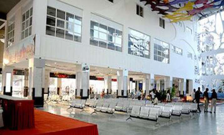 modi inaugurates airport like bus terminal promises more