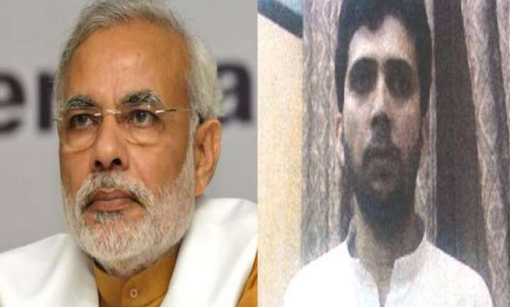 modi is on hit list from number 1 to 10 yasin bhatkal had
