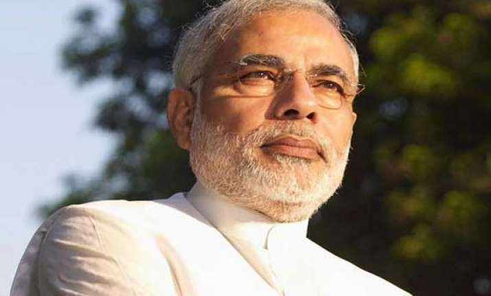 modi lambasts congress for mismanaging energy resources