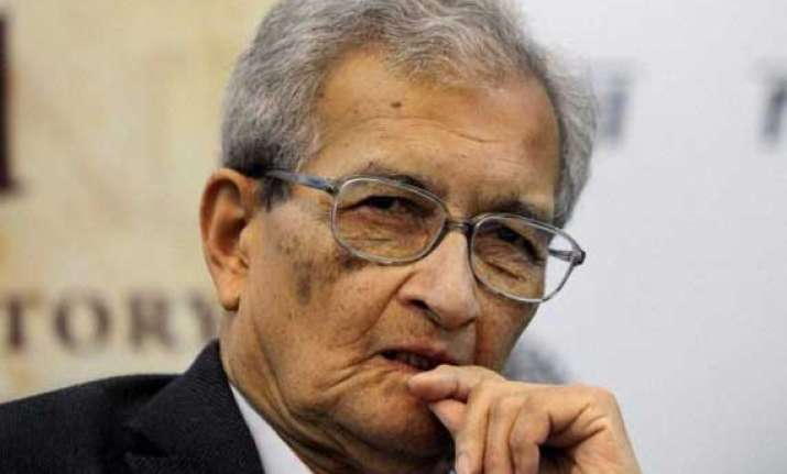 modi not a good pm candidate amartya sen