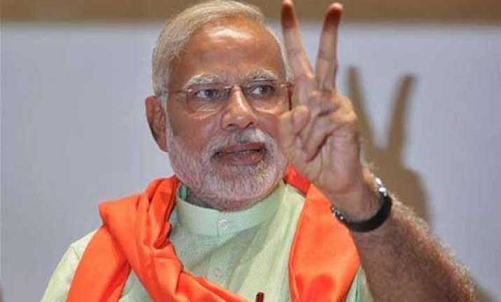 modi pledges commitment to non violence on buddha purnima
