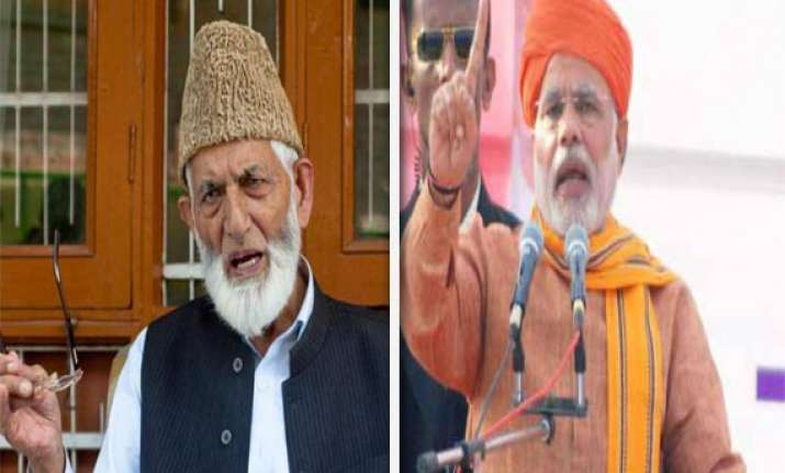 modi sent kashmiri pandit emissaries to open talks on