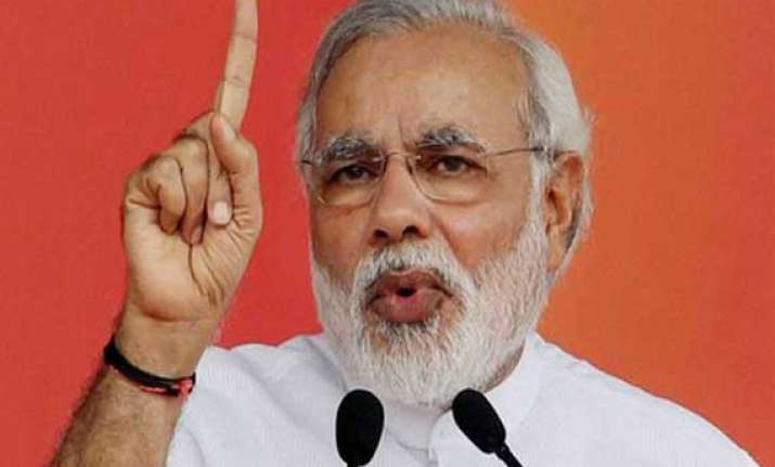 modi takes jibe at mamata over her paper tiger comment