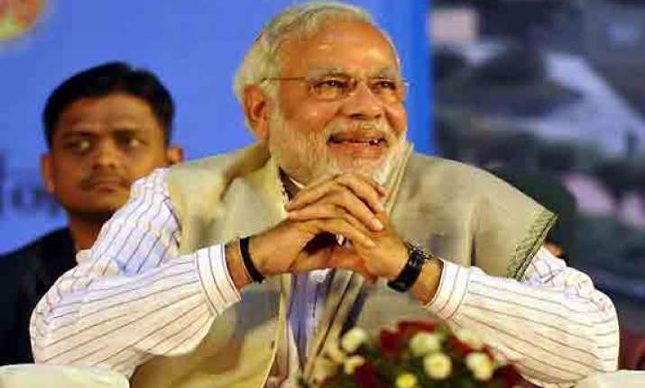 modi to brew bonhomie with voters at chai pe charcha today