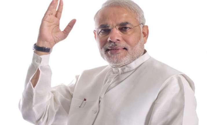 narendra modi to file nomination in varanasi on april 24