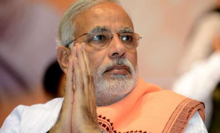 modi to take oath at rashtrapati bhavan forecourt over 3
