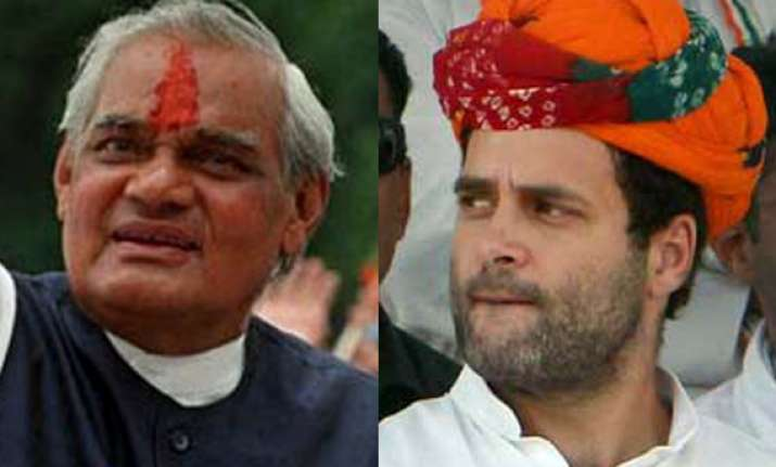 modi would have ousted atal like advani jaswant says rahul