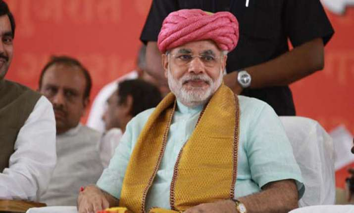 modi thanks people for supporting sadbhavna mission