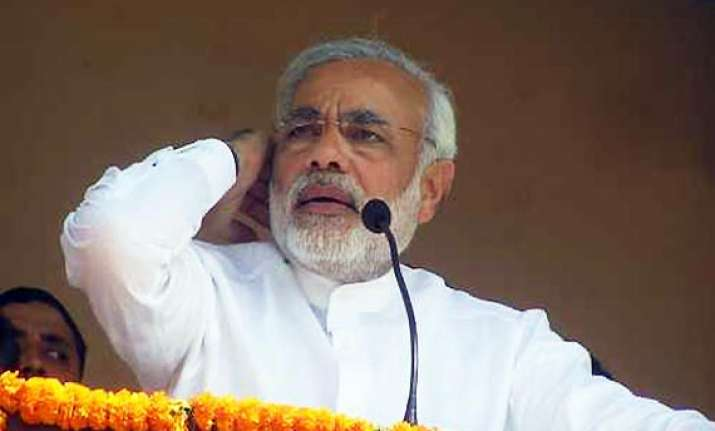 modi to sit on fast in navsari