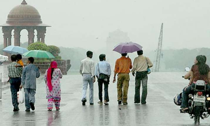 monsoon moving rapidly ahead of schedule