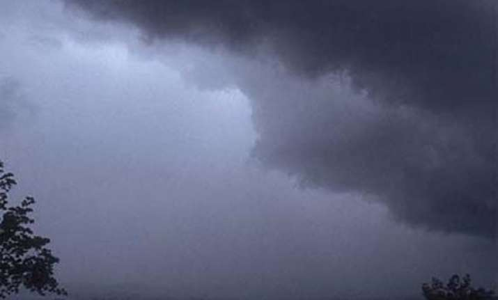monsoon to enter raj 3 4 days ahead of schedule imd