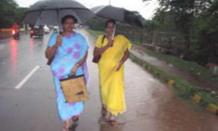 monsoon hits odisha