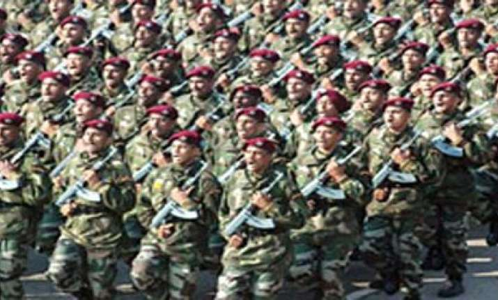 month long indian army exercise along pak border