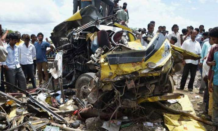 more school children dying in road accidents in india