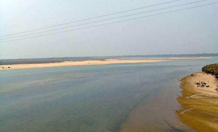 most rivers in west midnapore flowing above danger mark