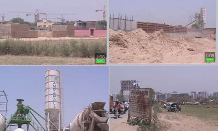 most villages in noida extension to challenge land