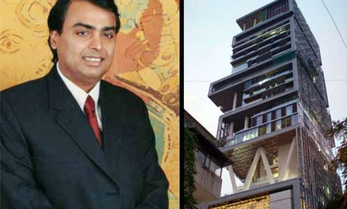 mukesh ambani could face probe over his luxury home