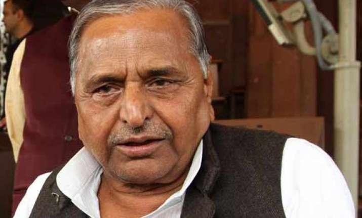 mulayam draws flak for saying up has lowest rape cases