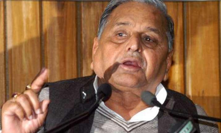mulayam apprehends early lok sabha polls