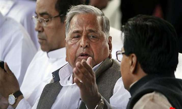 mulayam rules out sp joining govt at the centre