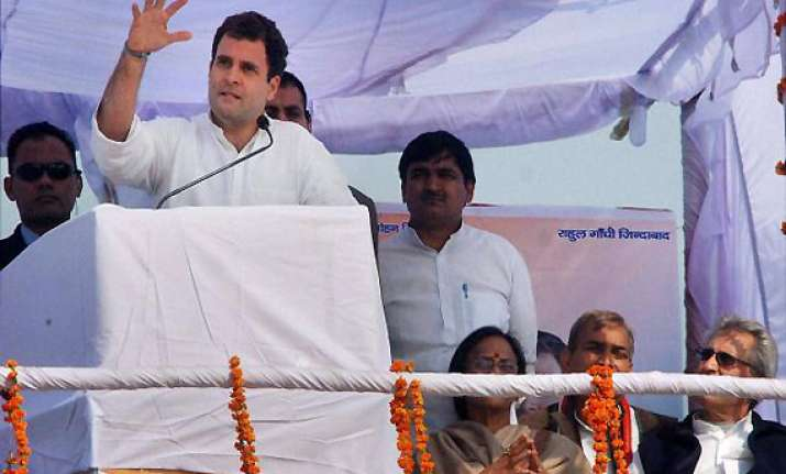 mulayam trying to misguide muslims says rahul gandhi