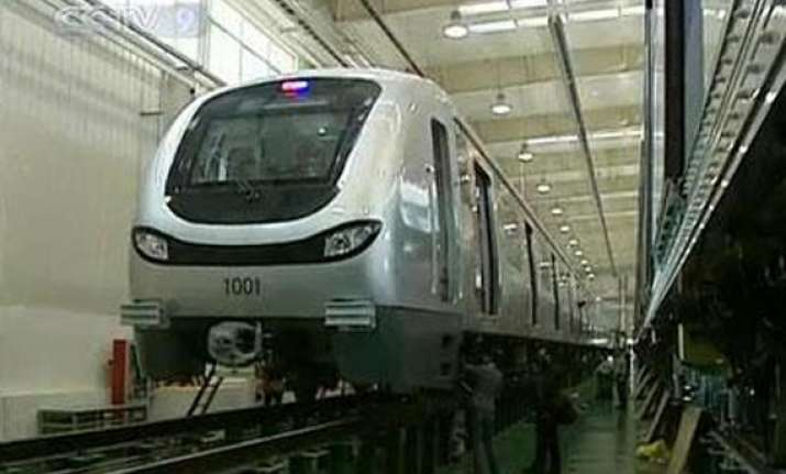 mumbai metro one pvt ltd receives rdso s speed certificate