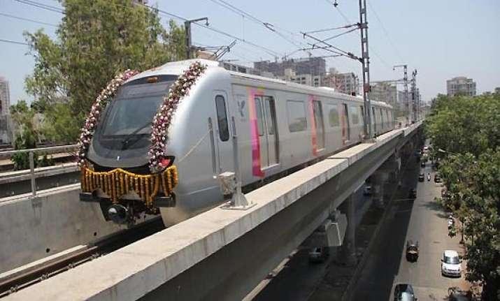 mumbai underground metro work to start in january 2015