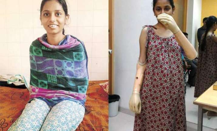 mumbai girl monica more turned out to be an inspiration